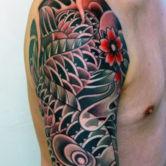 Tattoo Joris sleeve