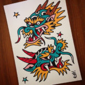 tattooflash tattoo joris