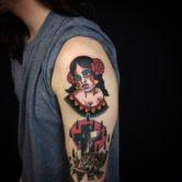 Tattoojoris gipsy tattoo