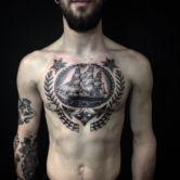tattoojoris ship tattoo