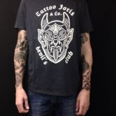 tattoojoris sleeve black and white tattoo