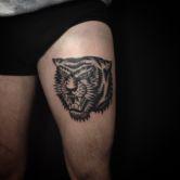 tattoojoris tiger tattoo