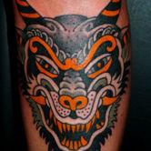Tattoojoris wolve tattoo