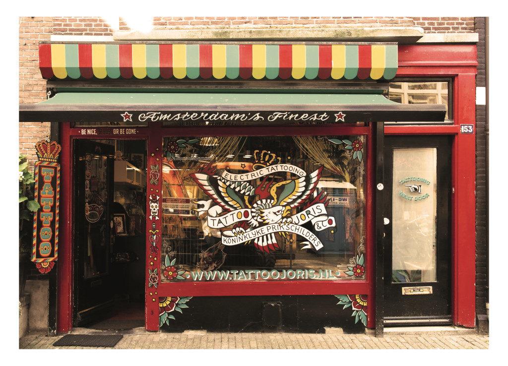 tattooshop amsterdam tattoo